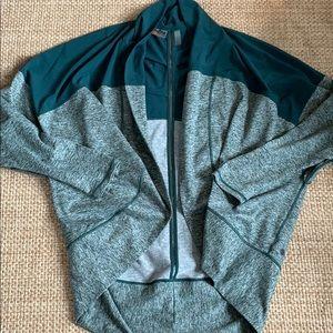 ZELLA bolero shrug jacket activewear yoga Med/LG